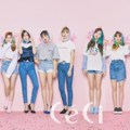 Twice di Majalah CeCi Edisi April 2017