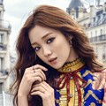 Lee Sung Kyung di Majalah Sure Edisi April 2016