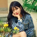 Suzy miss A di Majalah InStyle Edisi April 2017