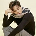 Kai EXO di Majalah High Cut Vol. 184