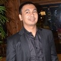 Raditya Dika Hadiri Premier Film 'The Guys'