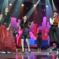 Denada, Cita Citata dan Via Vallen di SCTV Music Awards 2017