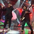 Penampilan Nidji di SCTV Music Awards 2017