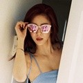 Son Dam Bi di Majalah Elle Edisi April 2017