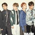 F.T. Island di Majalah Dazed and Confused Edisi Juni 2017