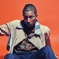 Pharrell Williams di Majalah Esquire Edisi Februari 2017