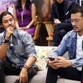 Chico Jericho dan Rio Dewanto di Press Screening Film 'Filosofi Kopi 2: Ben & Jody'