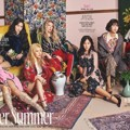 Girls Generation di Majalah W Korea