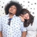 Babe Cabita dan Fati Indraloka di Launching Trailer Film 'The Underdogs'