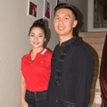 Nikita Willy Potong Daging Kurban Ditemani Pacar
