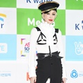 Mika Nakashima di Red Carpet Asia Song Festival 2017
