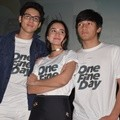 Peluncuran Trailer Film 'One Fine Day'
