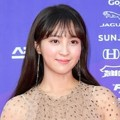 Jung Hye Sung di Red Carpet Seoul Awards 2017