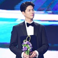 Park Bo Gum Terima Penghargaan di Korean Popular Culture & Arts Awards Ceremony 2017