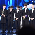BTOB Terima Penghargaan di Korean Popular Culture & Arts Awards Ceremony 2017
