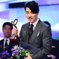Cha Seung Won Terima Penghargaan di Korean Popular Culture & Arts Awards Ceremony 2017