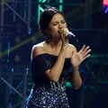 Penampilan Raisa di HUT Global TV ke-15
