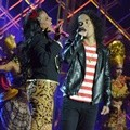Penampilan Slank di HUT Global TV ke-15