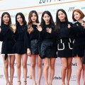 Gu9udan di Red Carpet Asia Artist Awards 2017