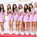 Momoland di Red Carpet Asia Artist Awards 2017