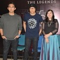 Konferensi Pers Konser 'The Legends 5: Layar Emas Indonesia'