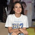 Aurelie Moeremans di Press Screening Film 'Mau Jadi Apa?'