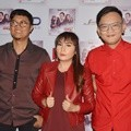 Cassandra Band di Launching Album 'Ayat-Ayat Cinta 2'