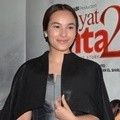 Chelsea Islan di Press Screening Film 'Ayat-ayat Cinta 2'