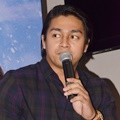 Deva Mahenra di Press Screening Film 'Satu Hari Nanti'