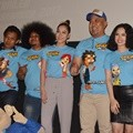 Konferensi Pers Film 'Si Juki The Movie: Panitia Hari Akhir'