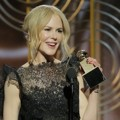 Nicole Kidman Raih Piala Best actress in a limited series or television movie
