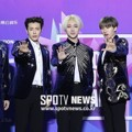 Super Junior di Red Carpet Seoul Music Awards 2018