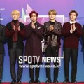 NCT 127 di Red Carpet Seoul Music Awards 2018