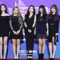 Red Velvet di Red Carpet Seoul Music Awards 2018