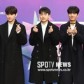NU'EST W di Red Carpet Seoul Music Awards 2018