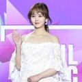 Kim So Hyun di Red Carpet Seoul Music Awards 2018