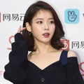 IU di Red Carpet Gaon Chart Music Awards 2018
