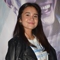 Michelle Zudith Hadiri Konferensi Pers Film 'London Love Story 3'