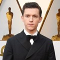 Tom Holland di Red Carpet Oscar 2018