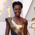Lupita Nyong'o di Red Carpet Oscar 2018