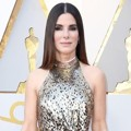 Sandra Bullock di Red Carpet Oscar 2018