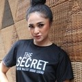 Marshanda di Konferensi Pers Film 'The Secret-Suster Ngesot Urban Legend'