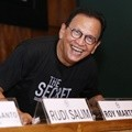 Roy Marten di Konferensi Pers Film 'The Secret-Suster Ngesot Urban Legend'