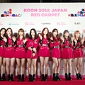 Cosmic Girls di Red Carpet KCON Jepang 2018