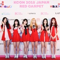 G-Friend di Red Carpet KCON Jepang 2018
