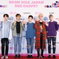 N.Flying di Red Carpet KCON Jepang 2018