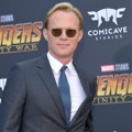 Paul Bettany hadir di global premiere film 'Avengers: Infinity War'.