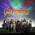 Global premiere film 'Avengers: Infinity War'.