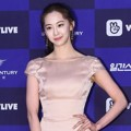 Dasom datang sebagai nominasi Best New Actress TV di Baesang Art Awards 2018.