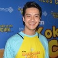 Morgan Oey di Launching Poster dan Trailer Film 'Koki-Koki Cilik'